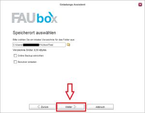 Faubox_EN_Synchronisieren eines geteilten Ordners 3