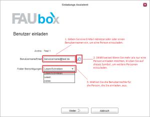 FAUbox_Erstellen und Teilen von Ordnern 6