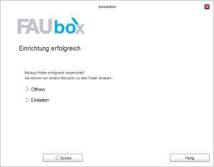 FAUbox_Erstellen und Teilen von Ordner 3